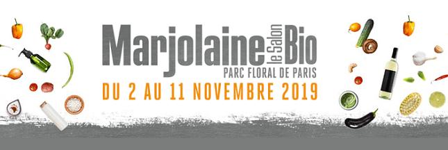 Salon Marjolaine, venez nous rencontrer du 7 au 11 novembre