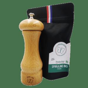La Spiruline de Julie COFFRET cadeau MOULIN 2021