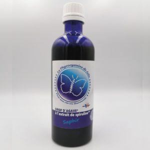 La phycocyanine de Julie SAPHIR 10 G/L en 200ml